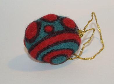 Satellite ball