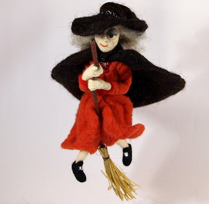 The Witch of Gric