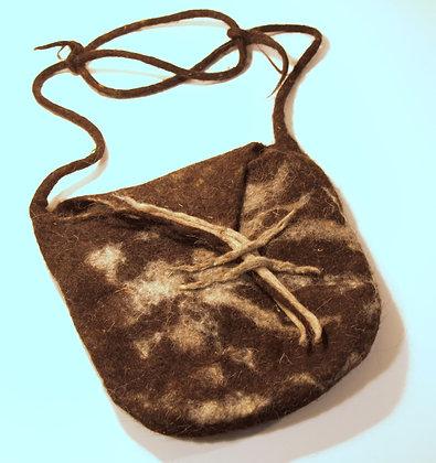 Country style handbag