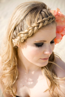 dutch braid hairband hairstyle