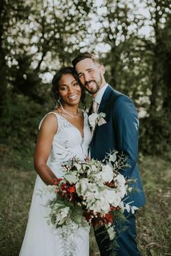 dark skin bride