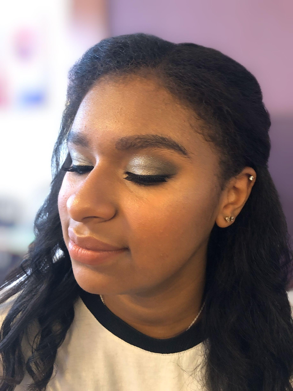daughter of the bride Makeup