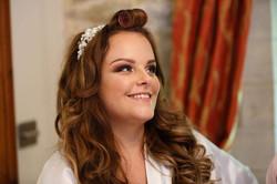 bridal makeup Wimborne