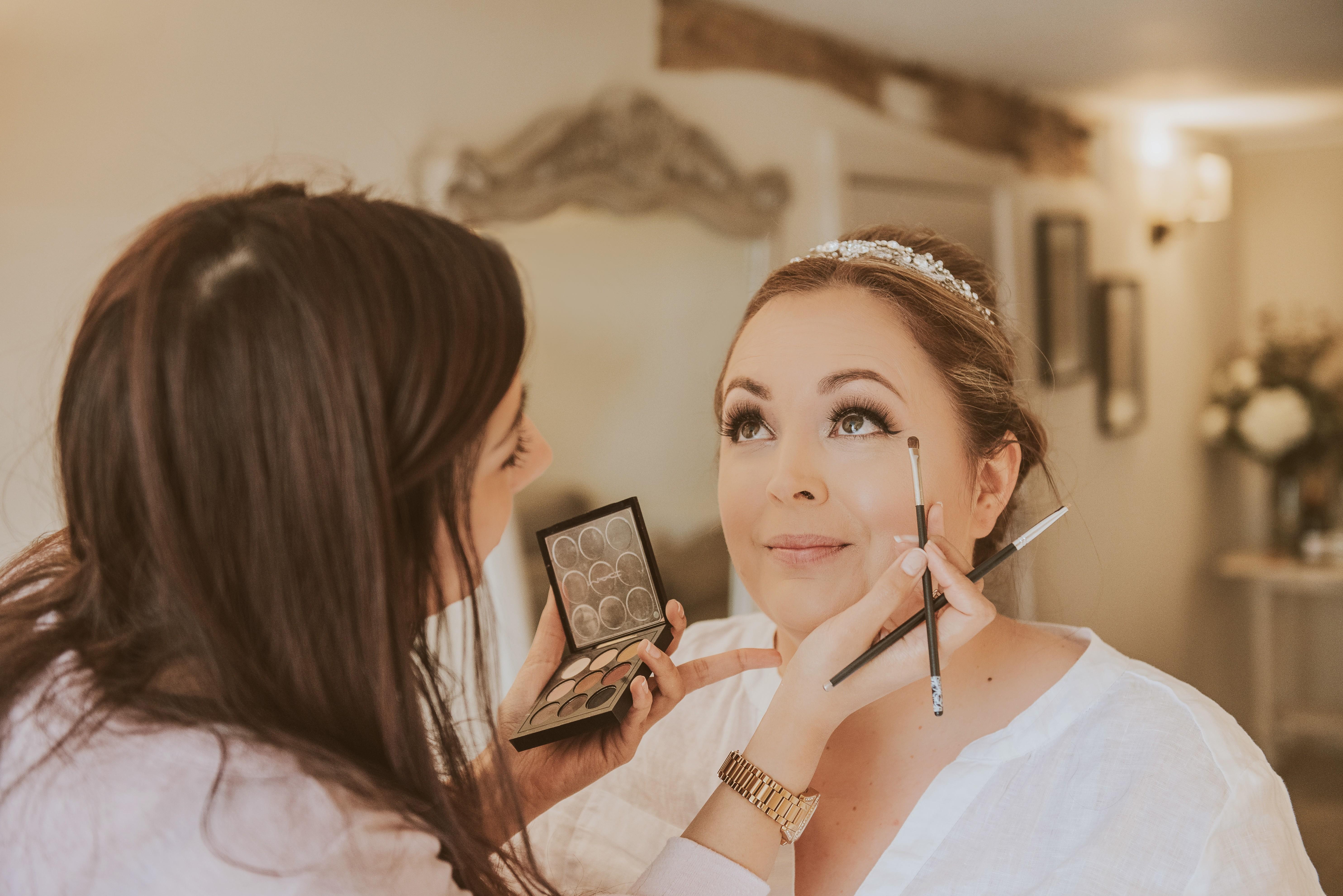 Bridal Makeup Hampshire