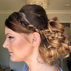 prom hair Southampton
