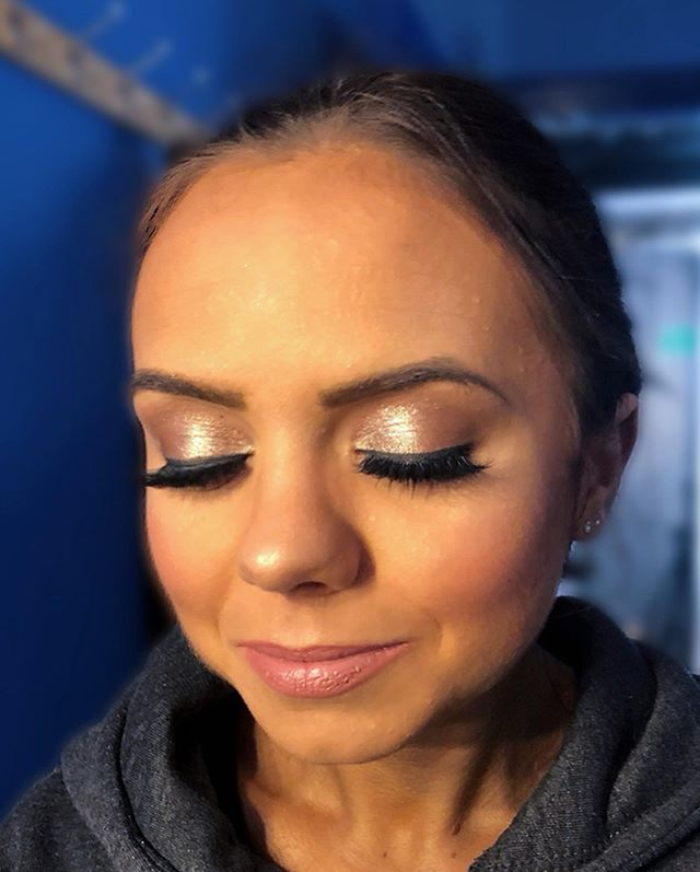 Competition makeup