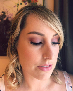 wedding guest makeup Southampton