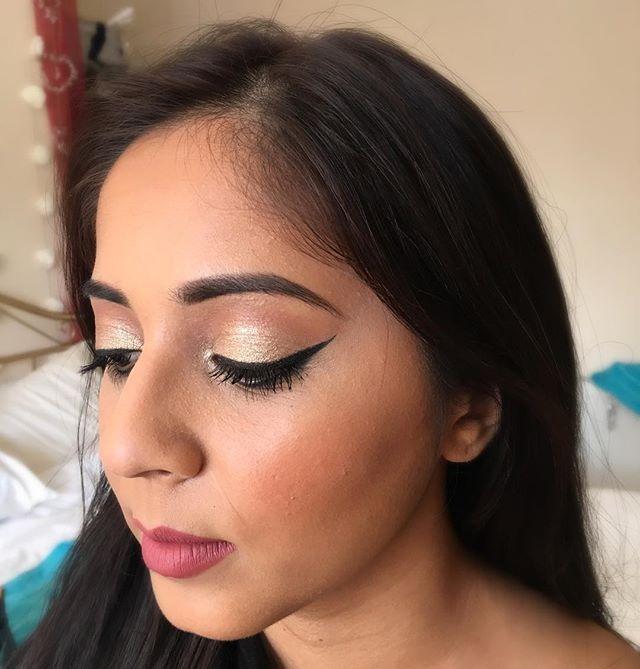 soft glamour makeup