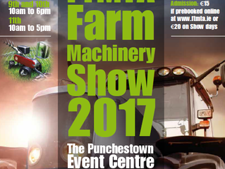 FTMTA Farm Machinery Show at Punchestown