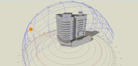 Simulación de Energía / Hospital Privado SP
