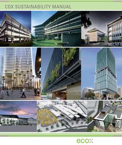 Manual de Sustentabilidade / Cox Architects