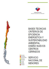 Energy Efficiency Technical Guidelines for the Chilean Government