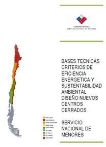 Bases de Eficiencia Energética / Gobierno de Chile