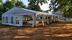 RIKILA EVENTS Paris Location tente 210 m2 pas chere