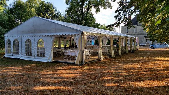 Tente 210m2