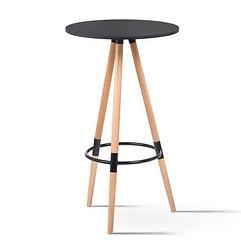table-de-bar-ronde-scandinave-sara-noire
