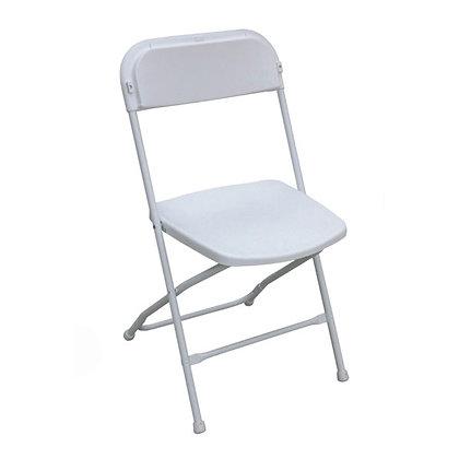 Chaise PVC pliable