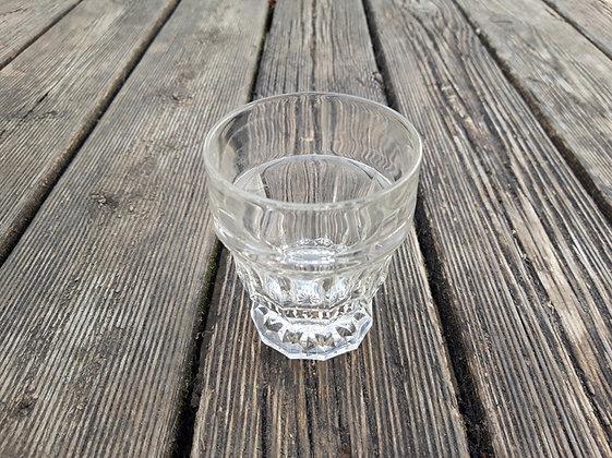 verre a eau vintage