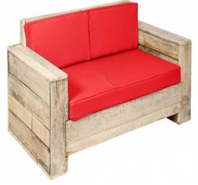 Canapé rustica
