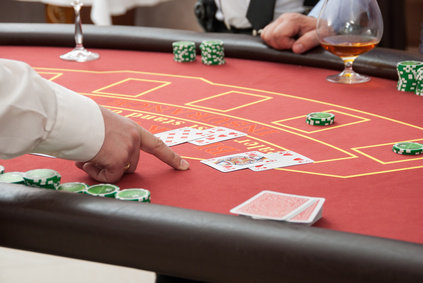 Poker + malette