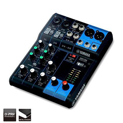 Console de mixage YAMAHA mg 06