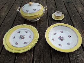 vaisselle vintage rikila location