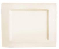 RIKILA EVENTS Paris Location assiettes carrées blanches 21 cm pas cheres