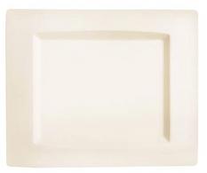 RIKILA EVENTS Paris Location assiettes carrées blanches 28 cm pas cheres