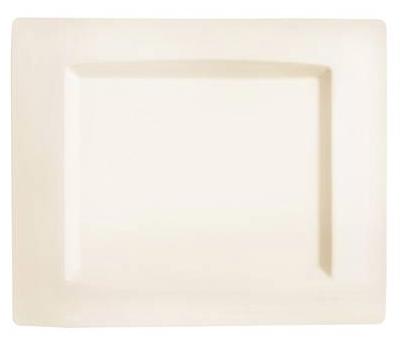 Assiette carrée 28 cm