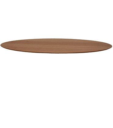 Table plateau ovale 18 personnes
