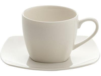 Tasse à café + soucoupe