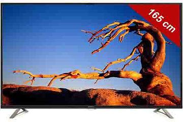 RIKILA EVENTS Paris location television led 165 cm