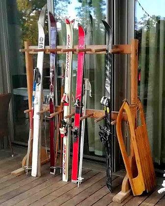 Rack à Ski