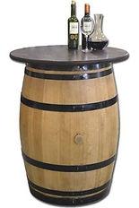 RIKILA EVENTS Paris Location tonneau de vin fût