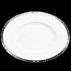 RIKILA EVENTS Paris Location assiette blanche 21 cm pas cher