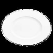 RIKILA EVENTS Paris Location assiette blanche 27 cm pas cher