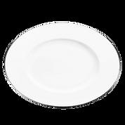 RIKILA EVENTS Paris Location assiettes blanches classiques rondes pas cheres