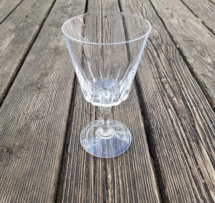 verre a vin vintage