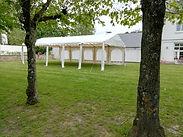 RIKILA EVENTS Paris Location tente rectangulaire 60 m2 pas chere