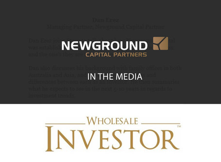 Venture & Capital Interview | Daniel Erez