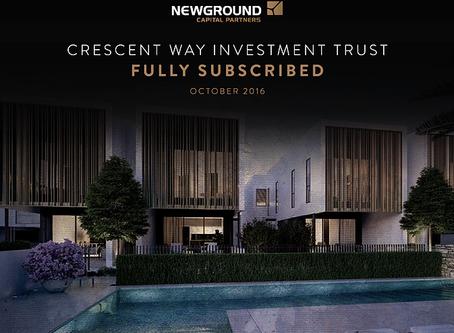 Fully Subscribed | Investors back Brisbane's middle-ring