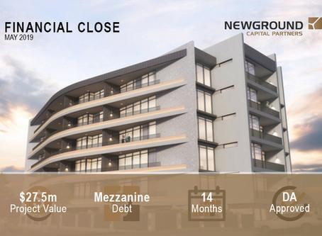 Curzon Apartments | Financial Close May 2019