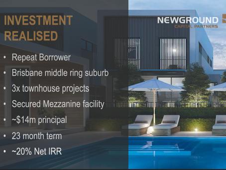Successful Investment Exit