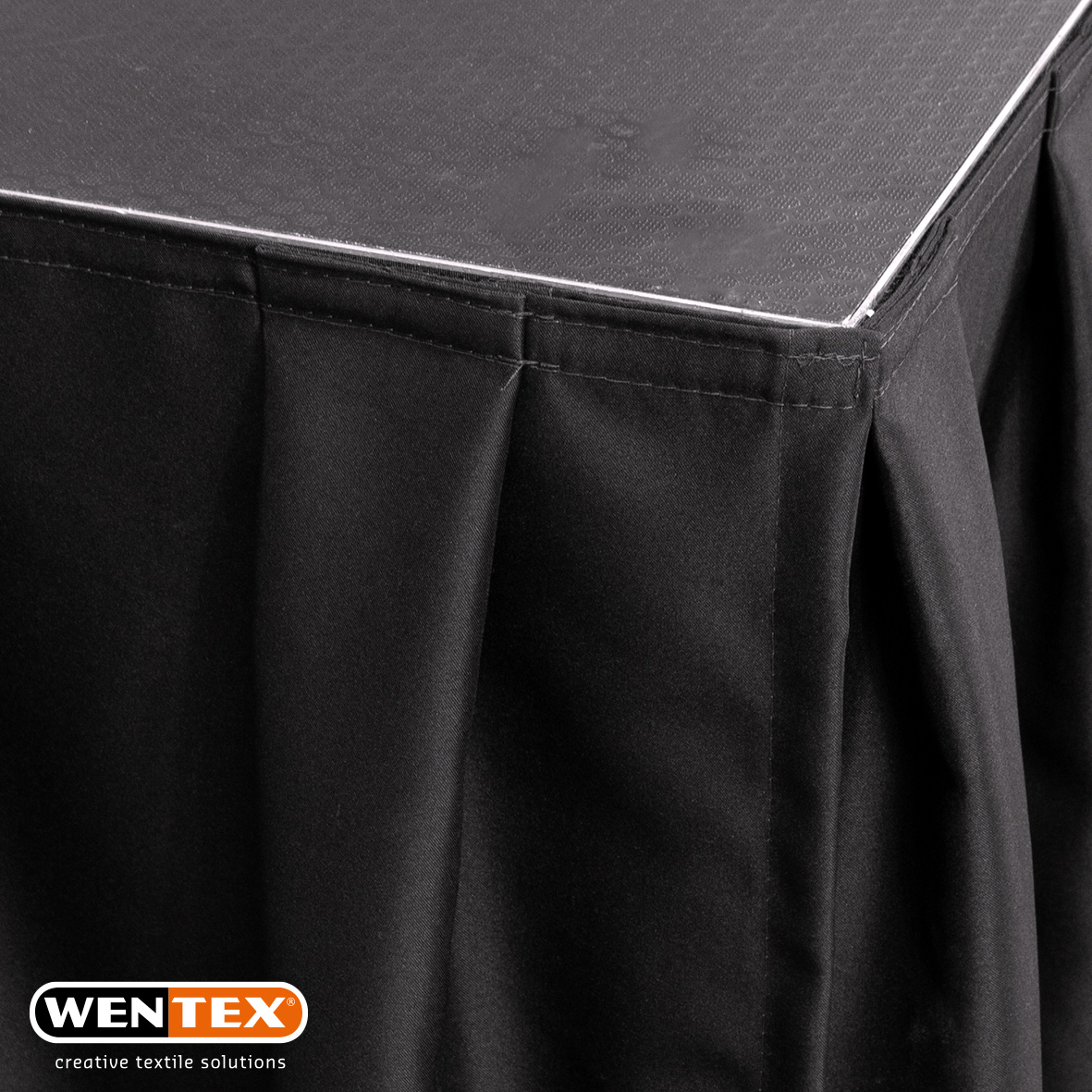 WENTEX Stageskirt pleated detail 2