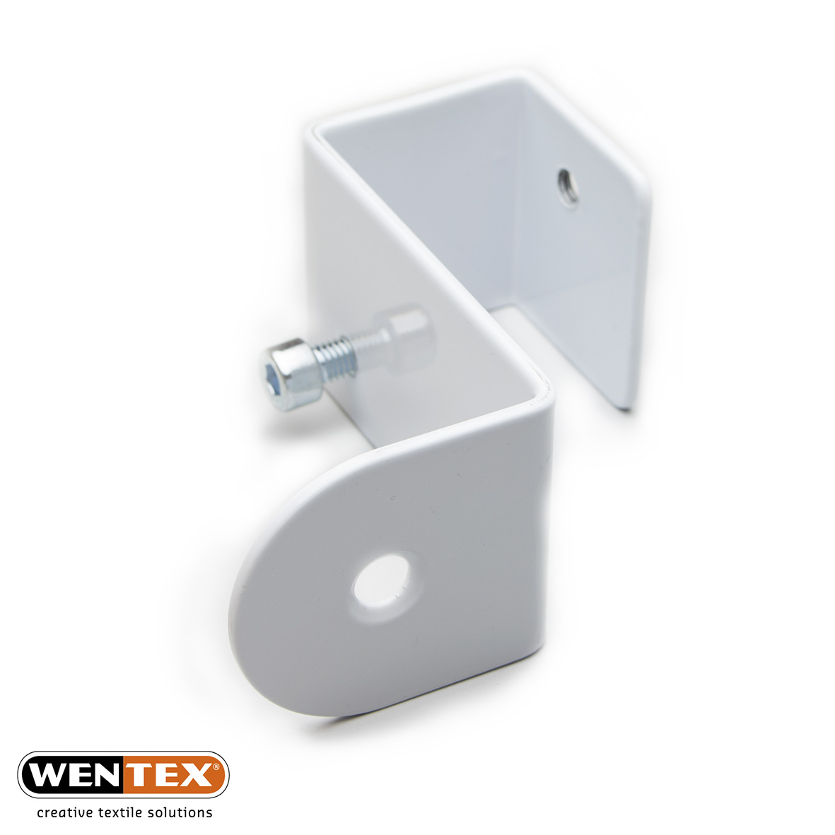 Flex adaptor white