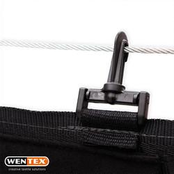 WENTEX musketon toepassing 1