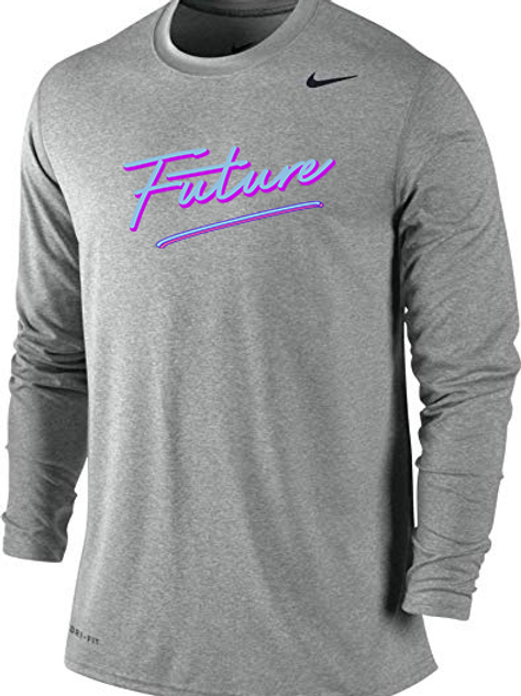 Nike and A4 Future Long Sleeve Shirt