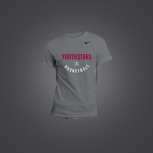 Nike YS Red/White Anchor Logo T Shirts