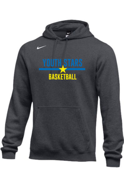 Nike YS Horizontal Logo Fleece Hoodies