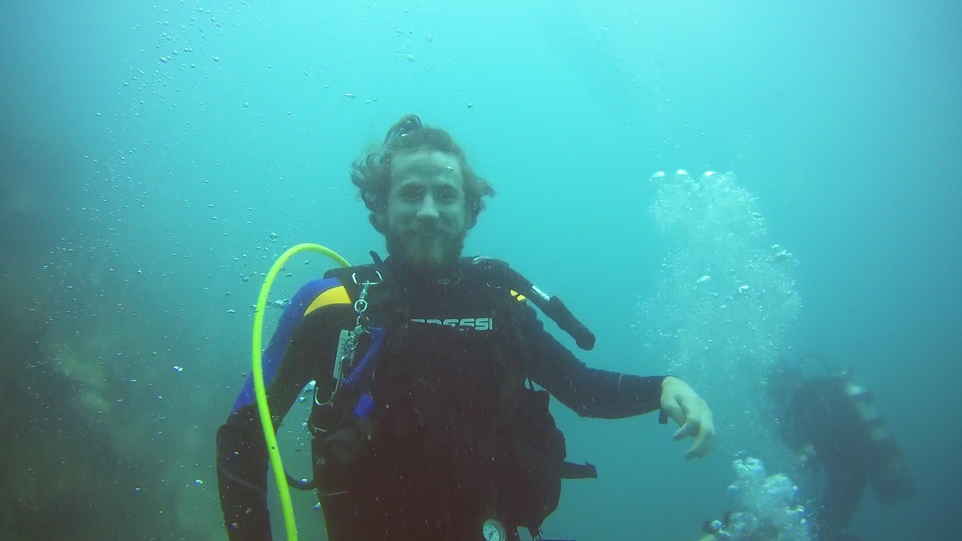 Open Water Dan